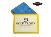 Мел Brunswick Gold Crown Blue 12шт.